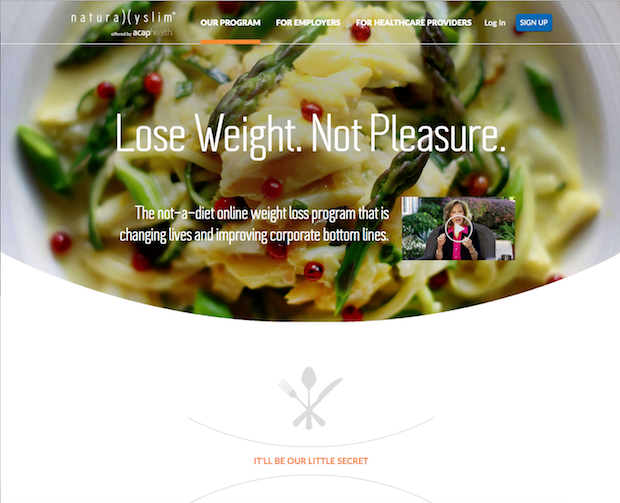 Naturally Slim Website